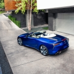 Lexus LC500 Convertible Regatta Edition