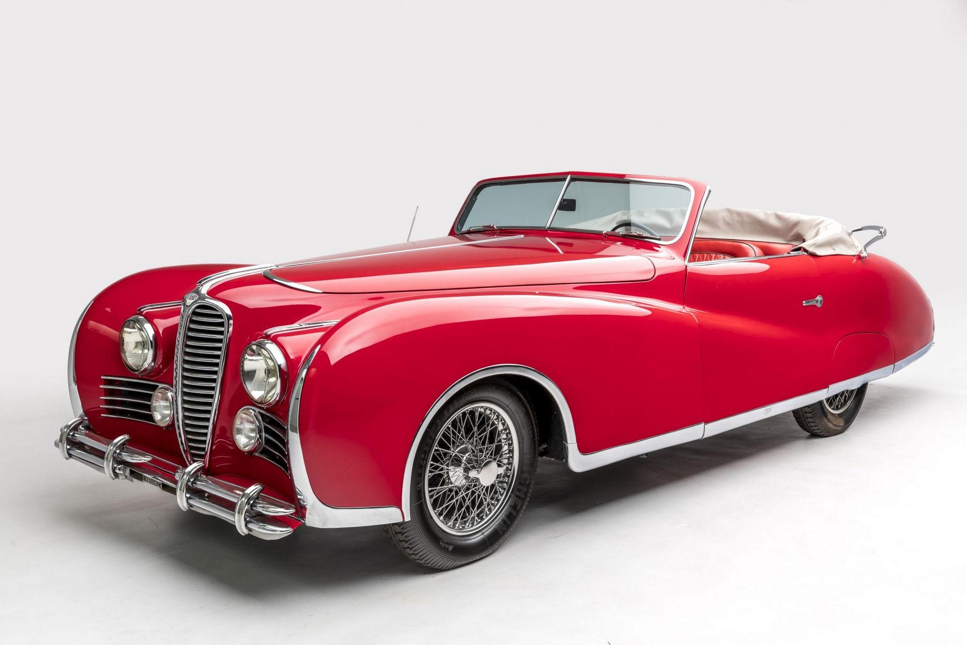 Delahaye 175 Cabriolet