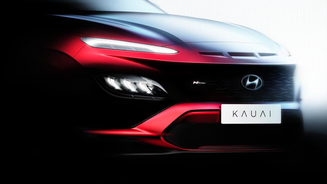 Hyundai Kauai facelift