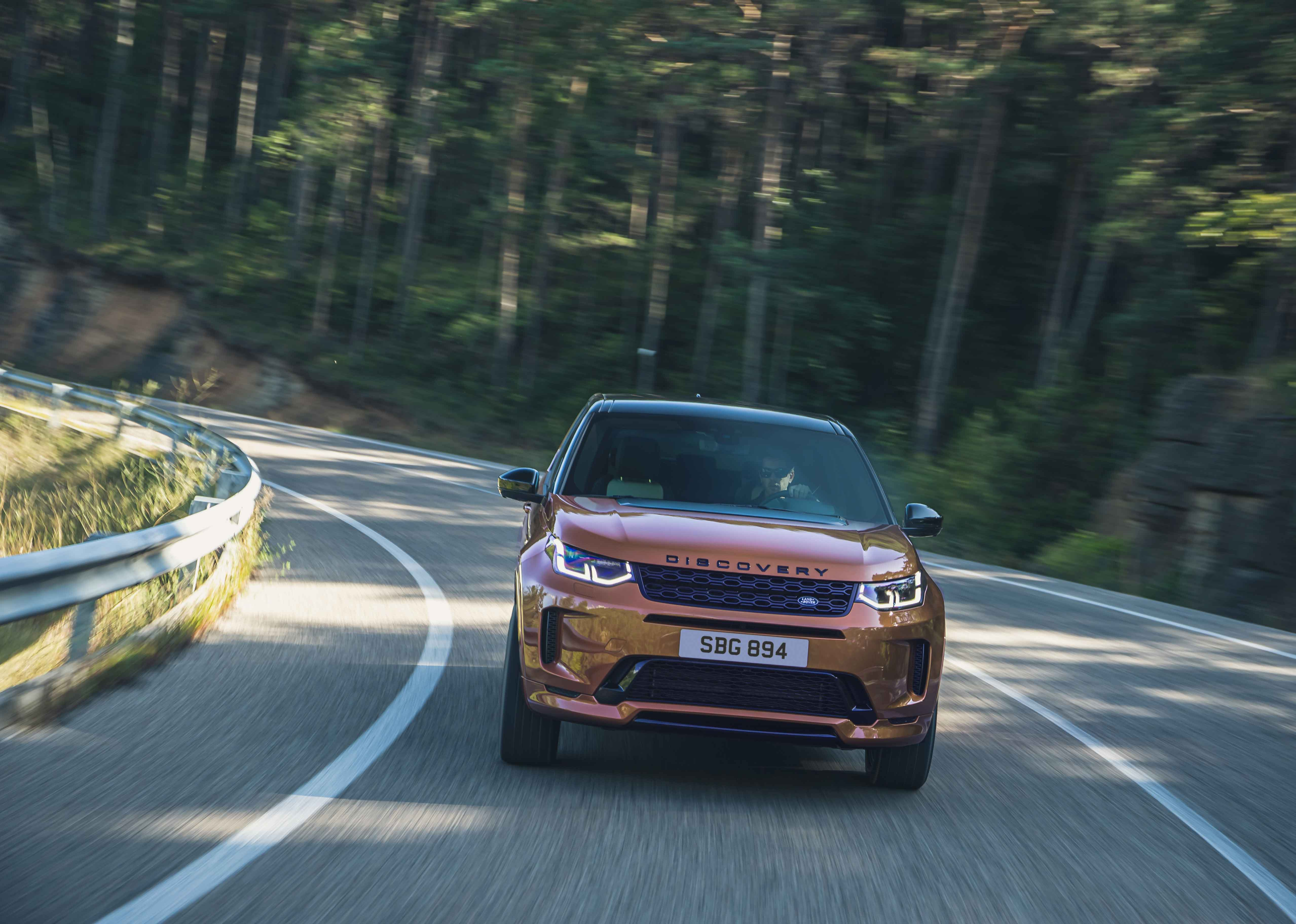 Land Rover Discovery Sport MY2021
