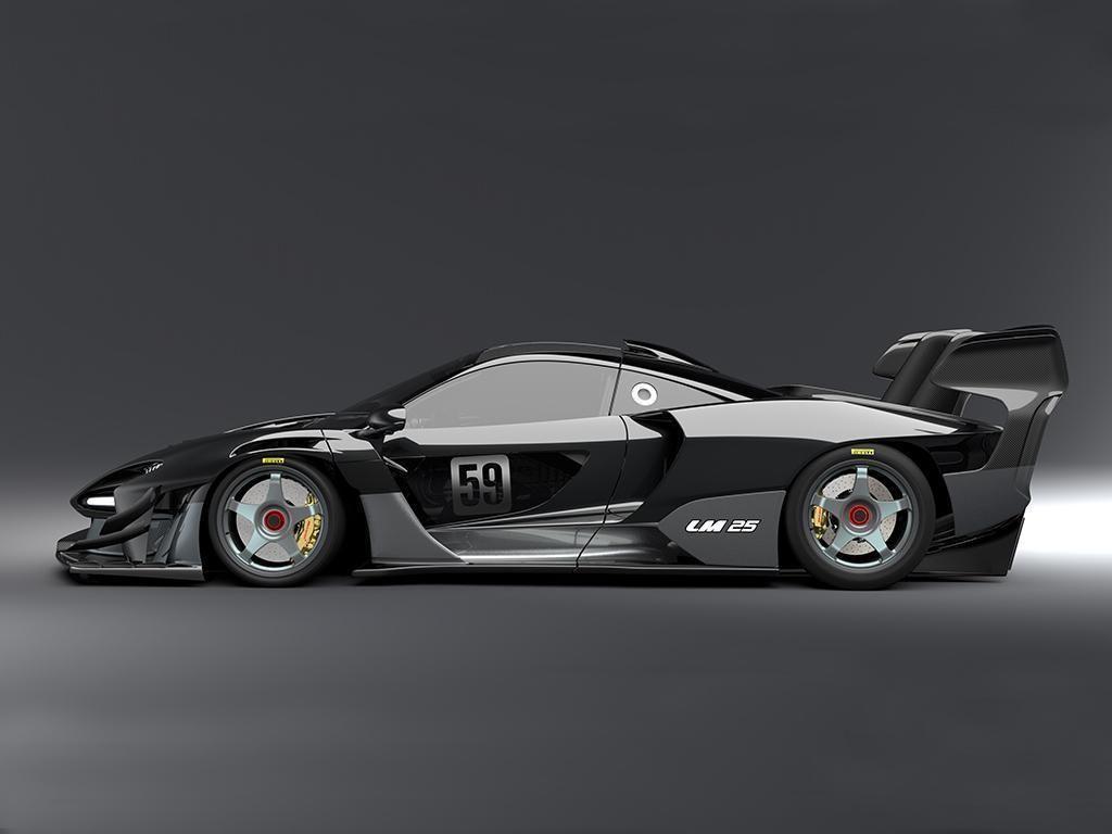 Lanzante LM 25 Edition Senna GTR