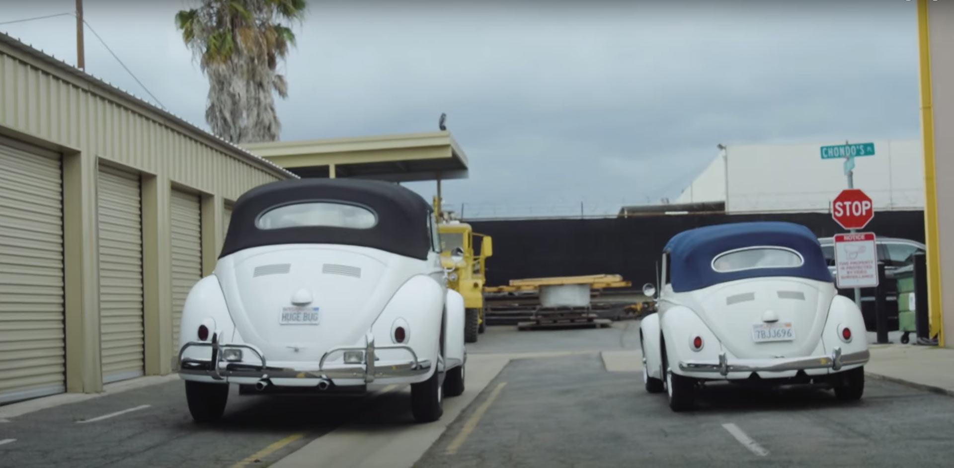 VW Huge Bug