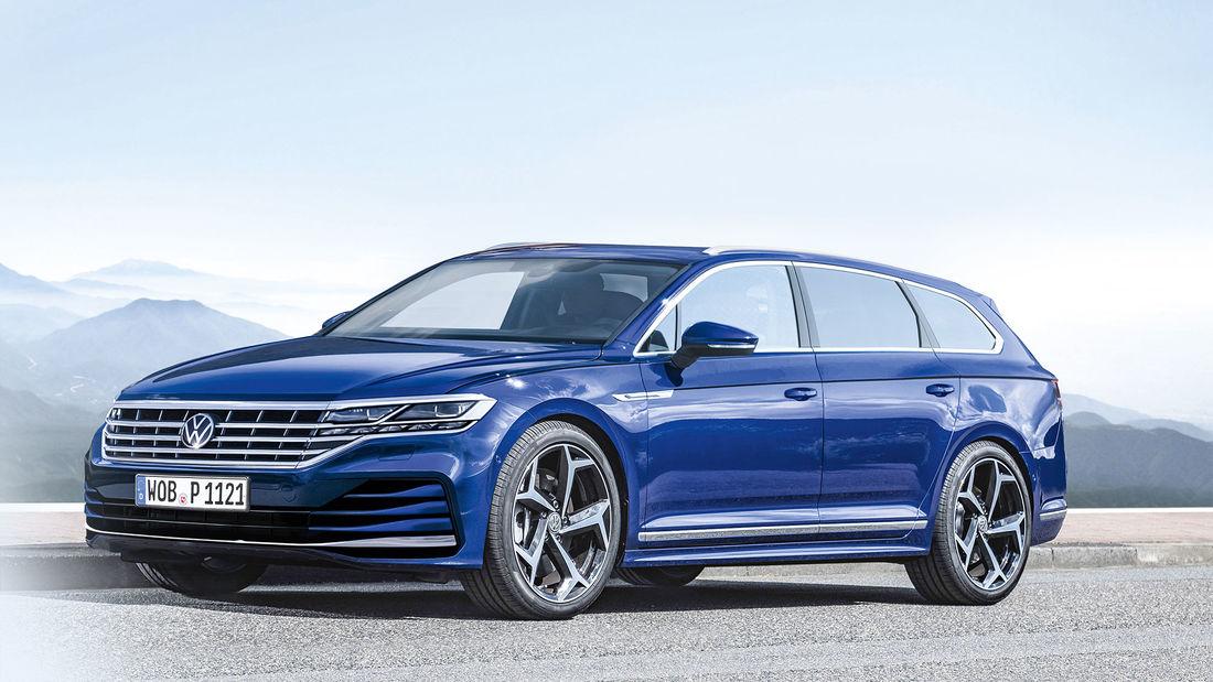 VW Passat por Christian Schulte