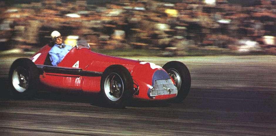 Alfa Romeo 158 de 1950
