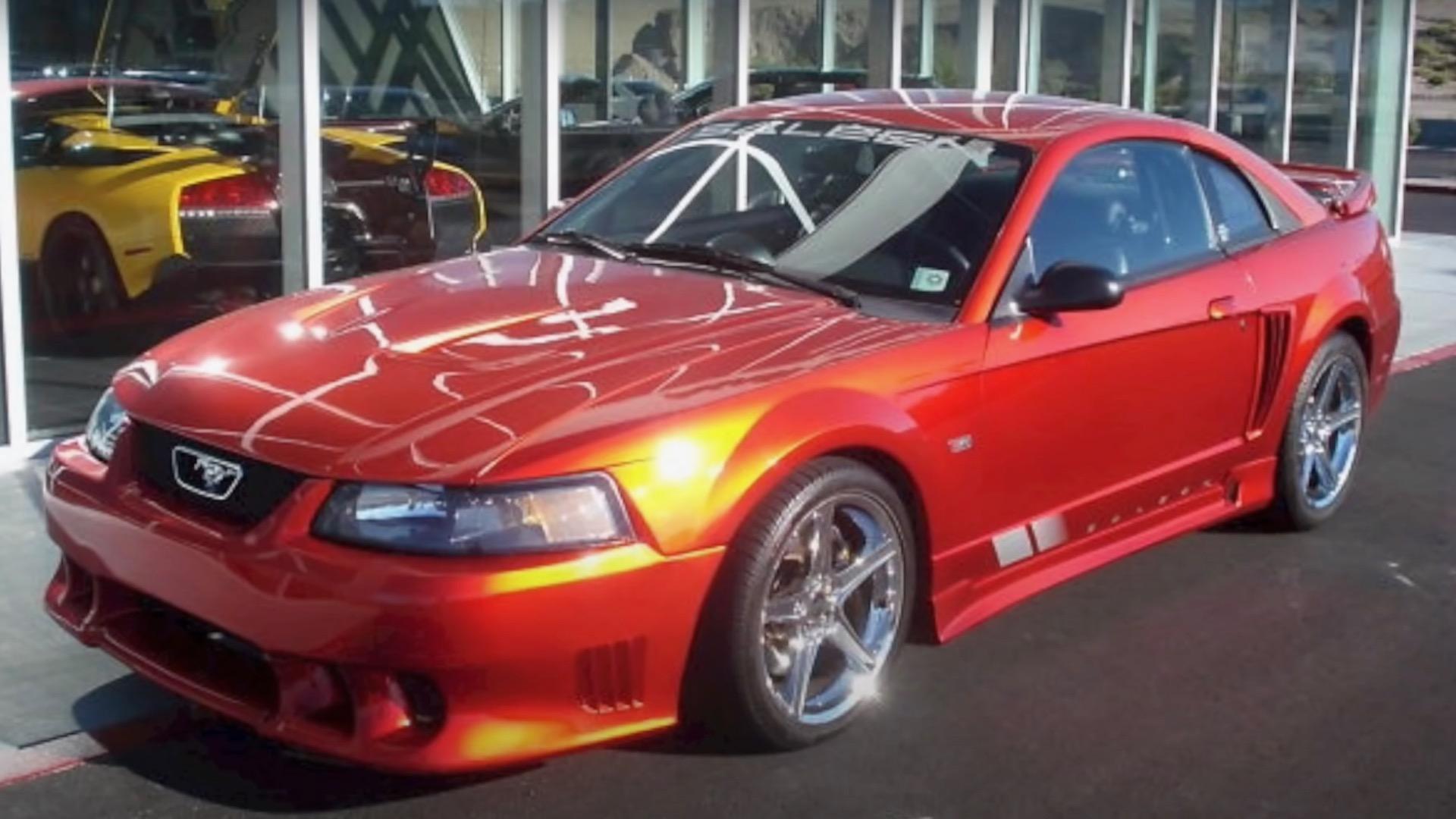"""Saleen Mustang de """"2 Fast 2 Furious"""""""