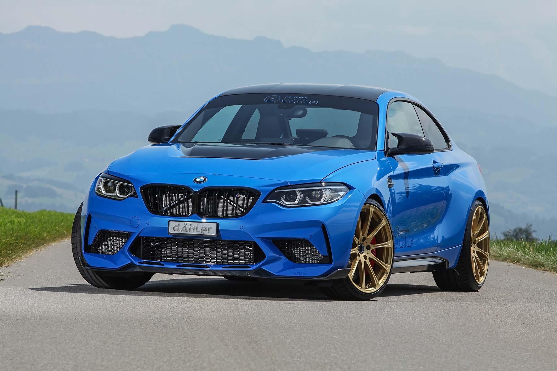 BMW M2 CS Dahler