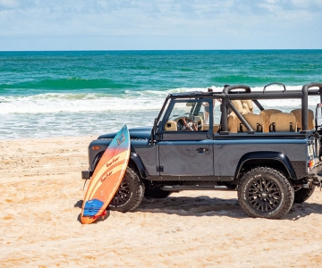 Land Rover Defender Project CL
