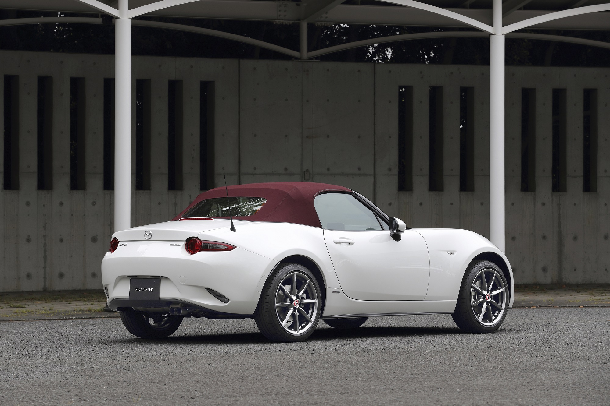 Mazda MX-5 100th Anniversary