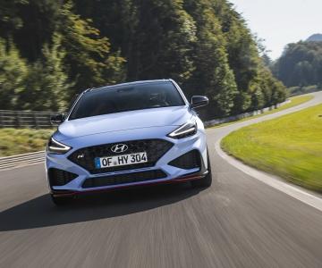 Hyundai i30 N facelift
