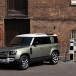 Land Rover Defender híbrido plug-in