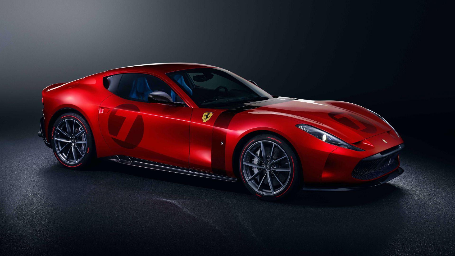 Ferrari Omologata one-off