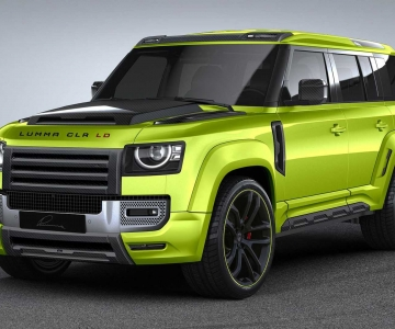 Lummen Design Land Rover Defender