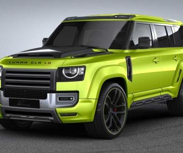 Lummen Design Land Rover Defender