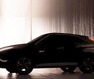 Mitsubishi Eclipse Cross teaser