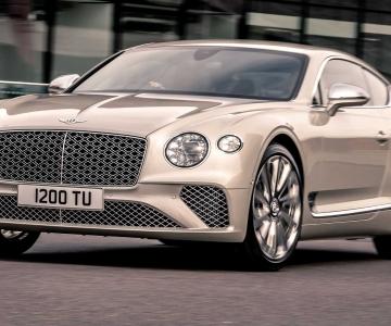 Bentley Continental GT Mulliner Coupé