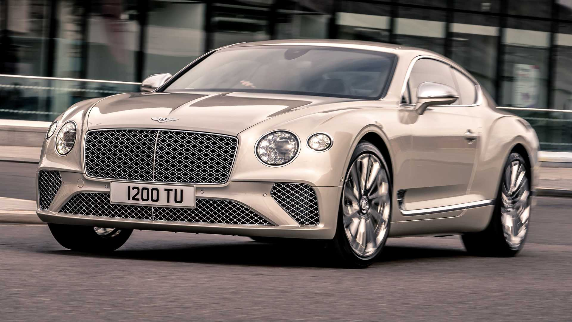 Bentley Continental GT Mulliner Coupé