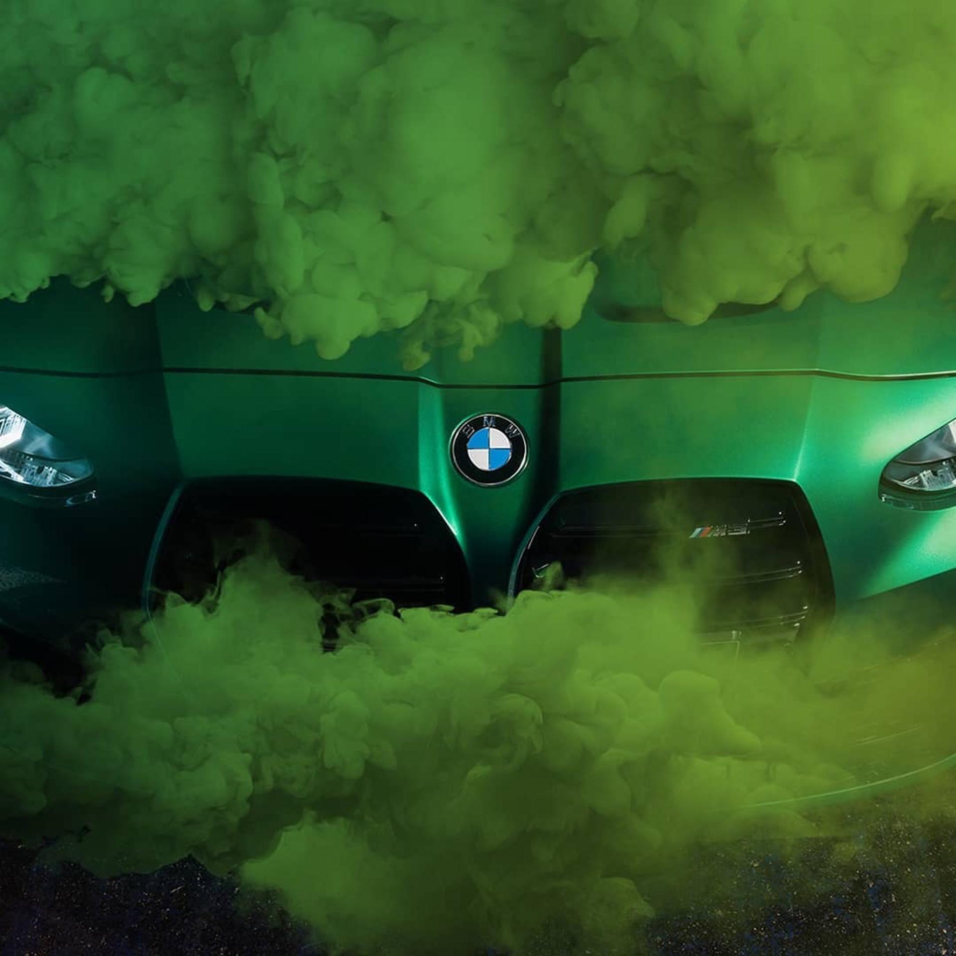 BMW M3/M4 teaser