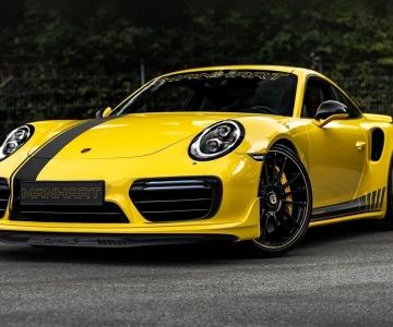 Manhart Porsche 911 Turbo S