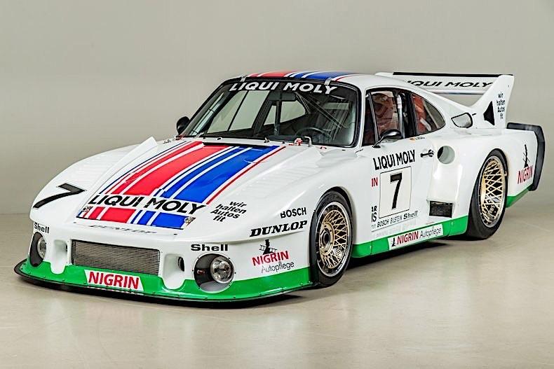 Porsche 935 Joest Racing