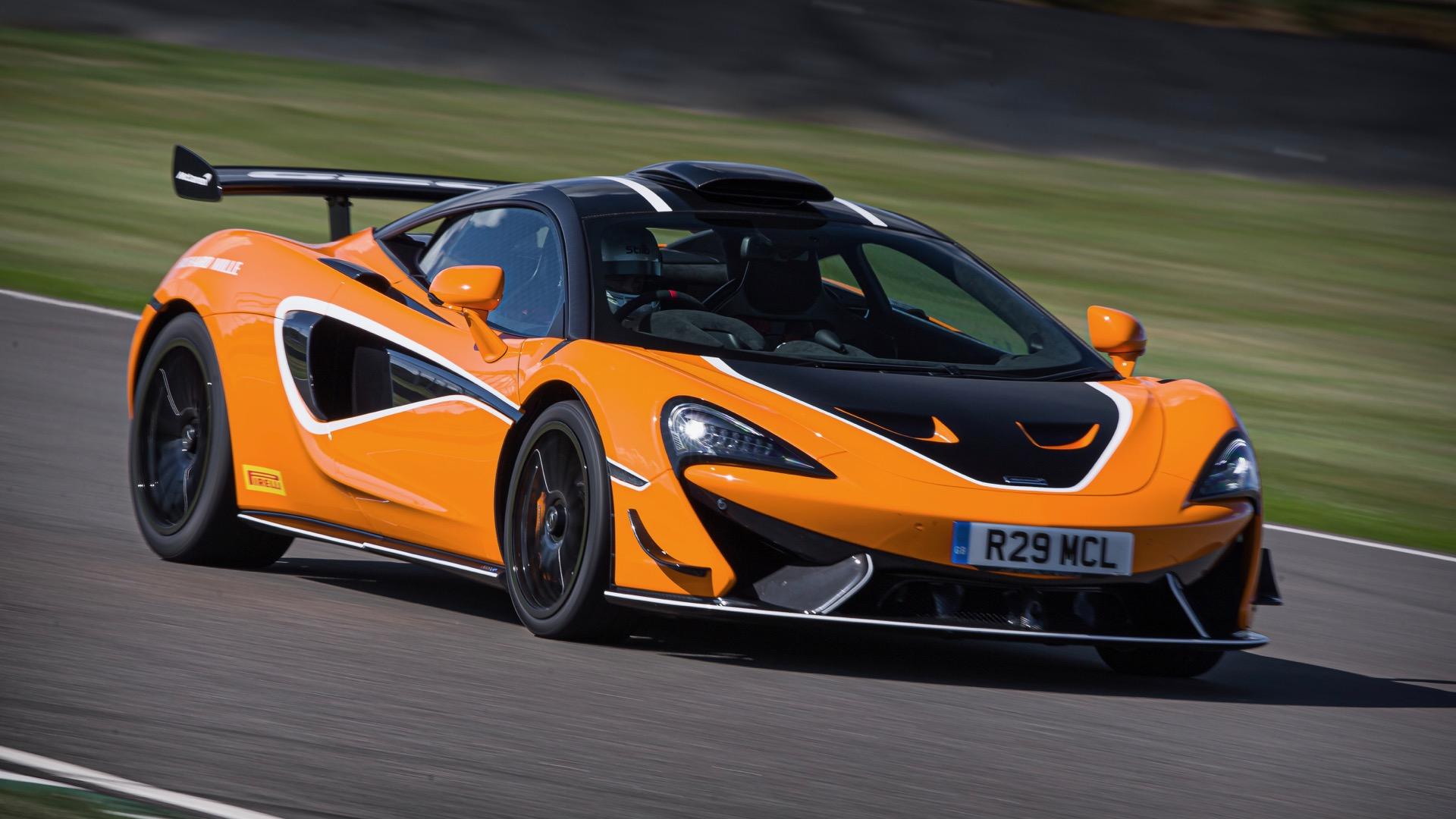 McLaren 620R MSO R-Pack