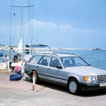 Mercedes-Benz Classe E Estate W124