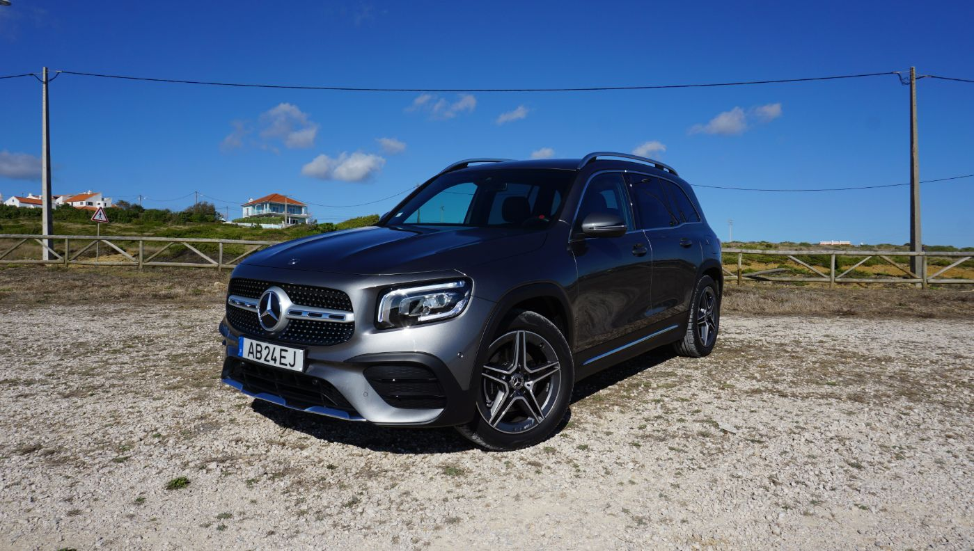 Mercedes-Benz GLB 200d