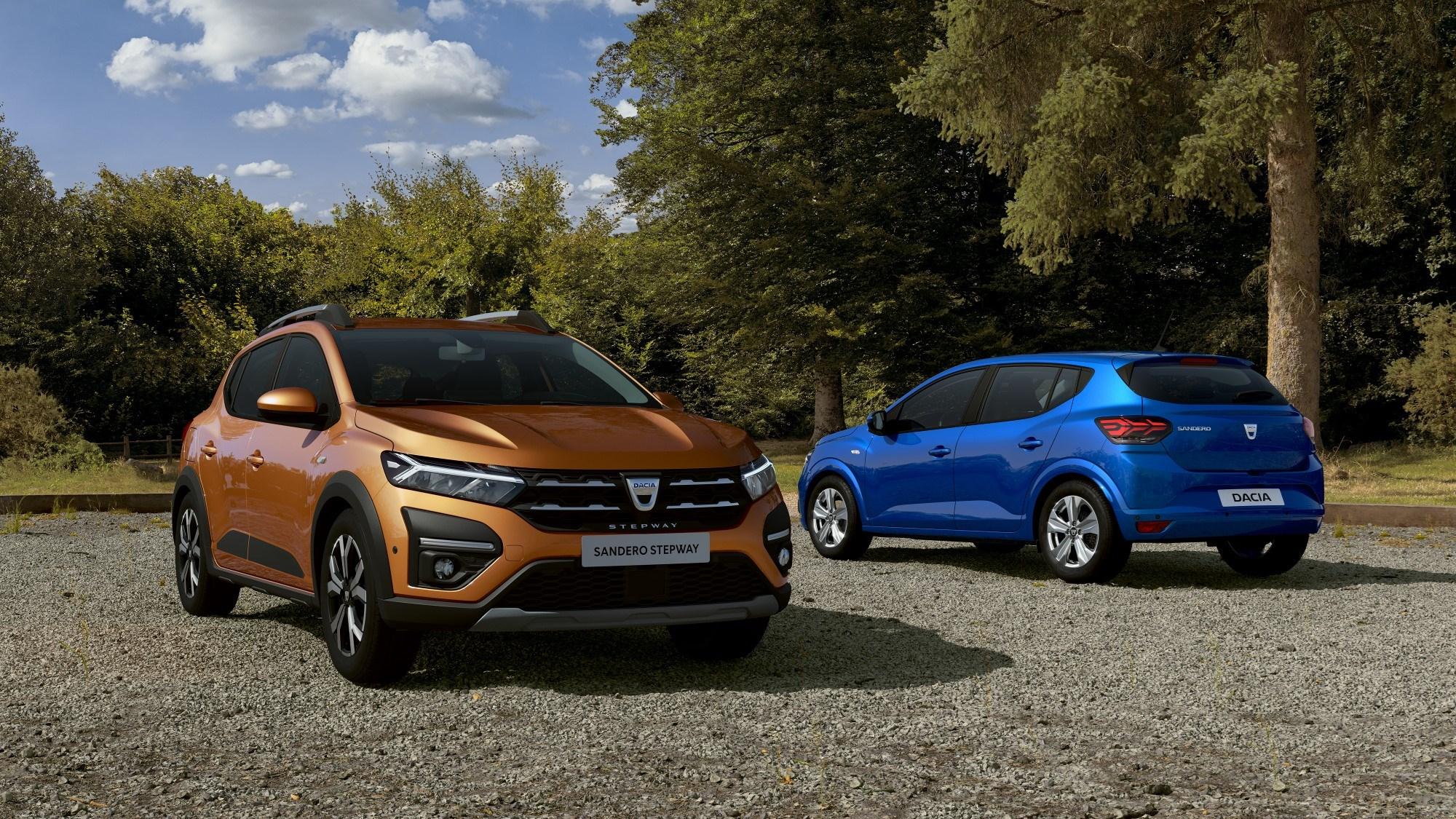 Novo Dacia Sandero e Sandero Stepway