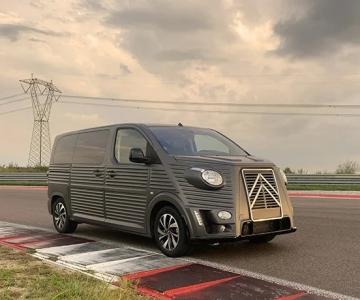 Nova Citroën Type H