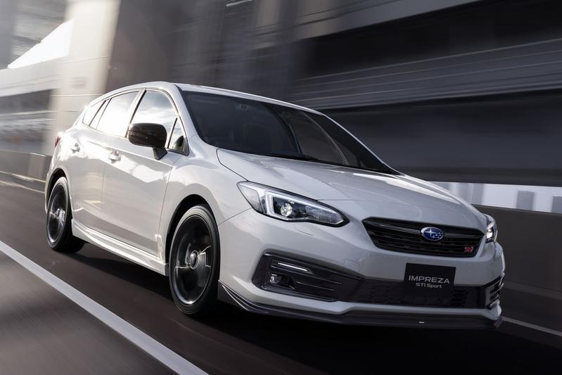 Subaru Impreza STI Sport