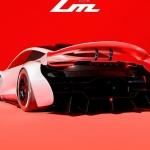 Render do Tesla Roadster LM