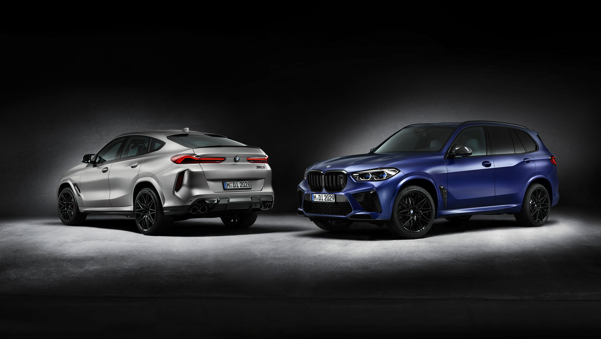 BMW X5 M e X6 M Competition First Edition