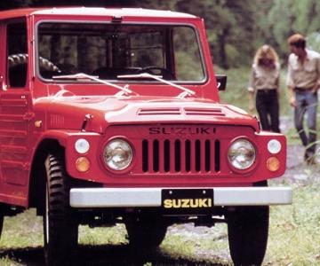 Suzuki Jimny 1970