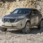 Mercedes-EQC 4x4² Concept