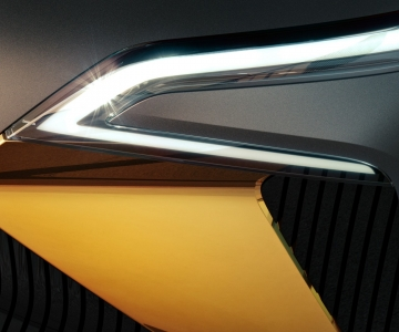 Renault EV Concept teaser