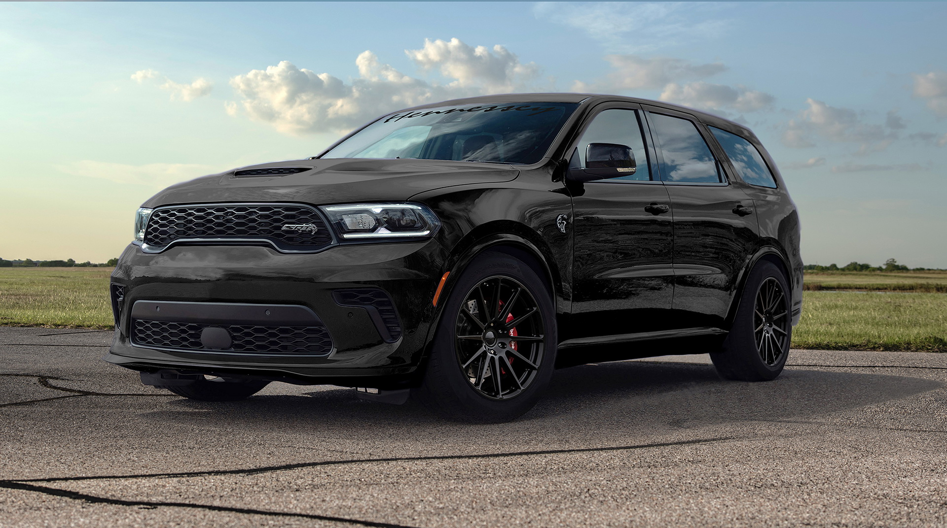 Dodge Durango SRT Hellcay by Hennessey