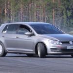 VW Golf RWD V8