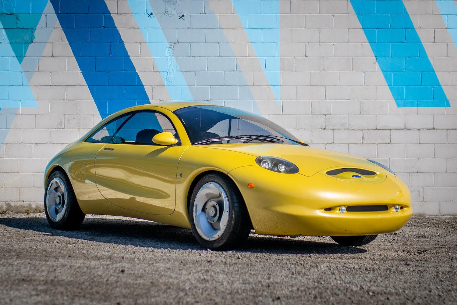 Ford Ghia Vivace concept