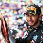 Hamilton é heptacampeão de F1
