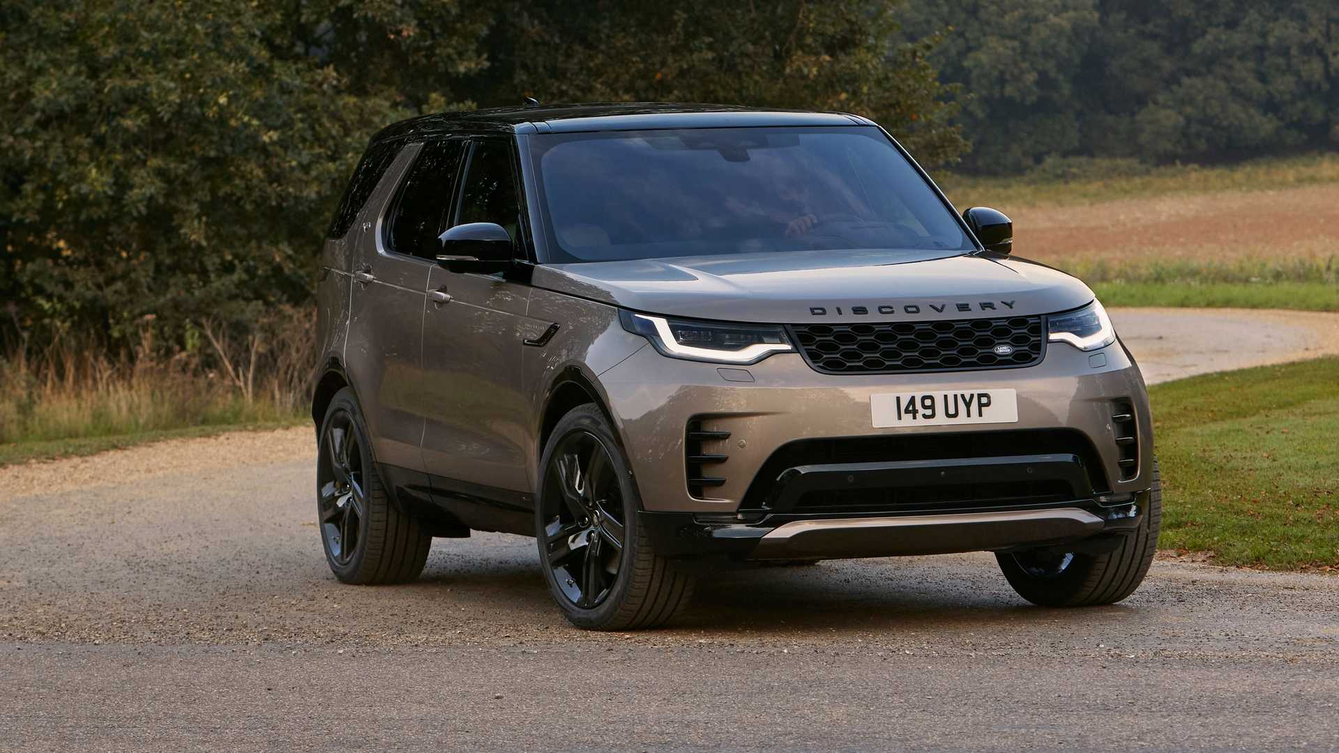 Land Rover Discovery facelift