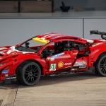Ferrari 488 GTE Lego Technic