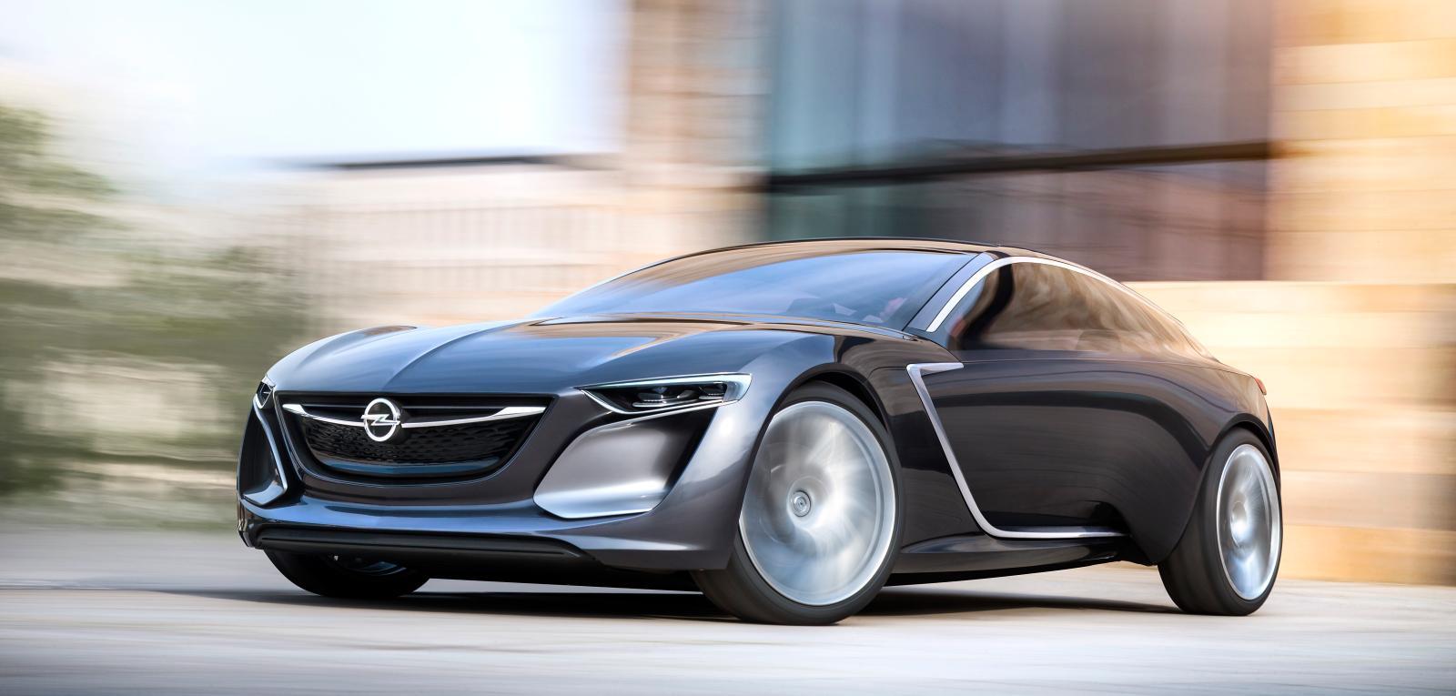 Opel Monza concept de 2013