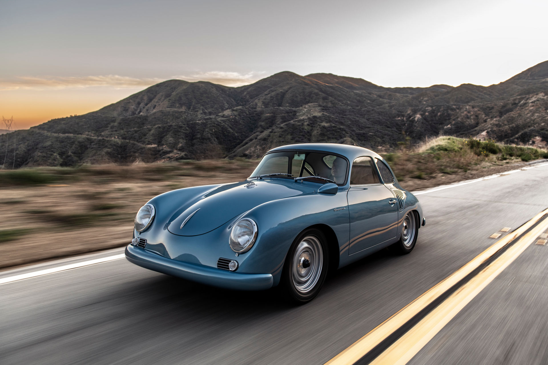 Emory Porsche 356A Coupé