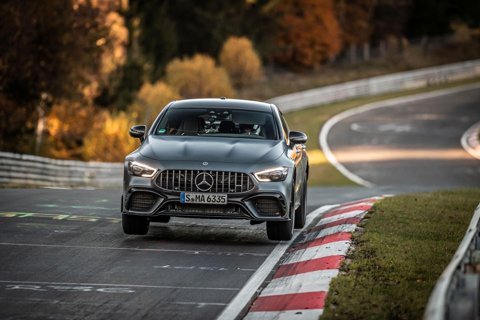 Mercedes-AMG GT 63 S 4Matic+ 4 Portas