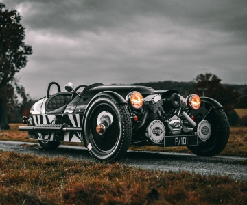 Morgan 3 Wheeler P101 edition
