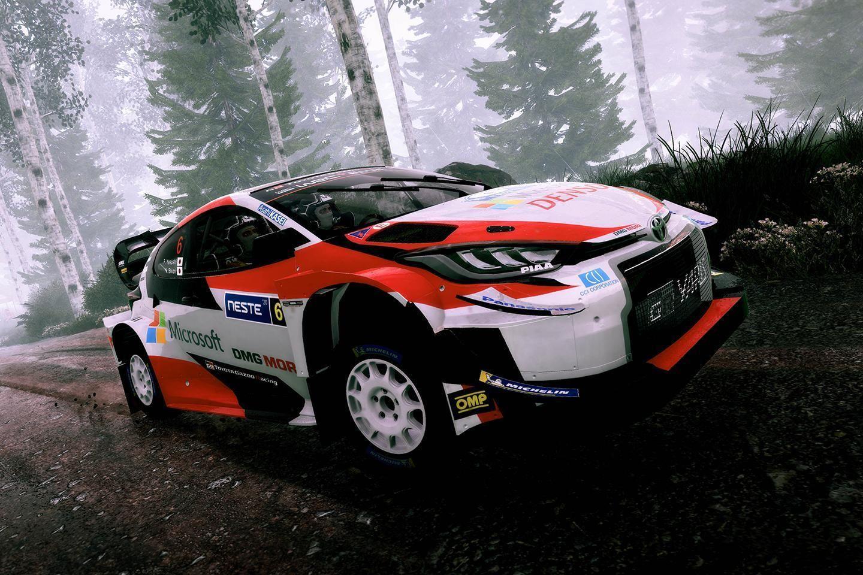 Toyota GR Yaris Rally Concept