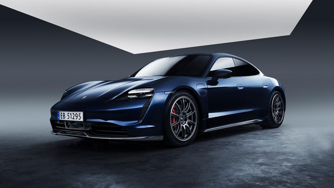 Zyrus Porsche Taycan