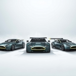 Aston Martin Vantage Legacy Collection