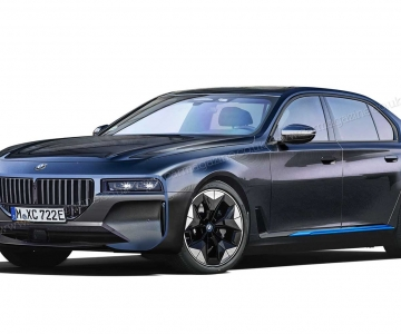 Render do BMW i7