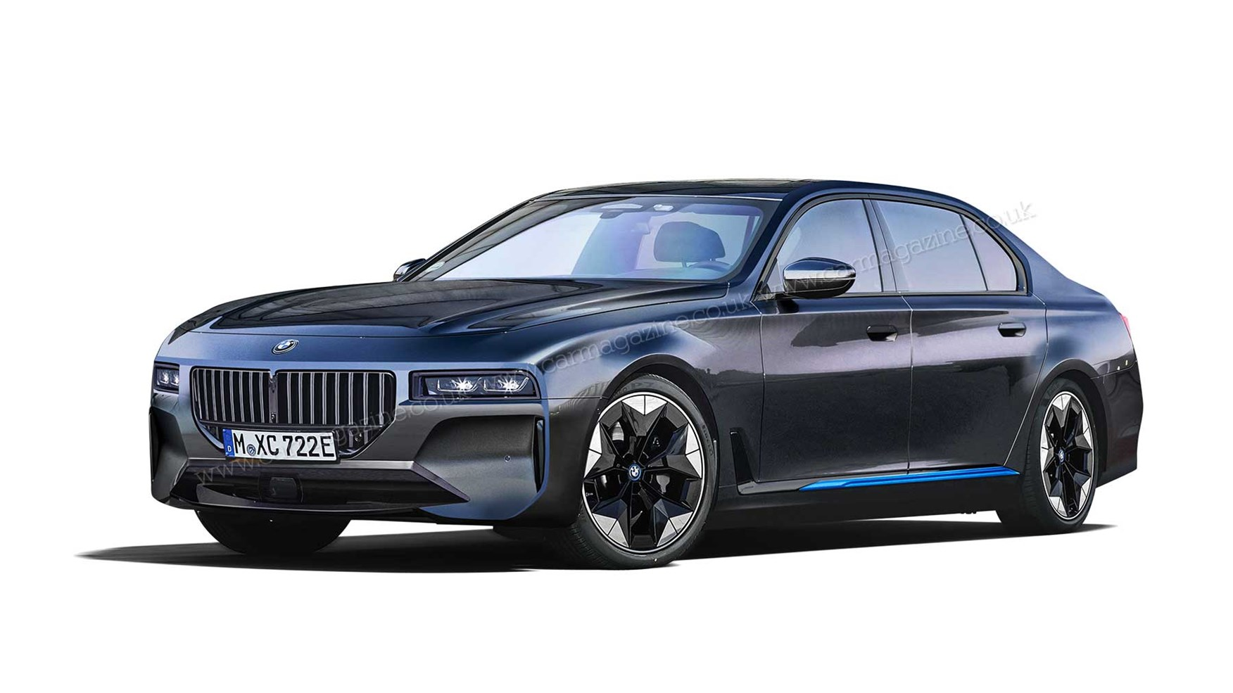 Render do BMW i7