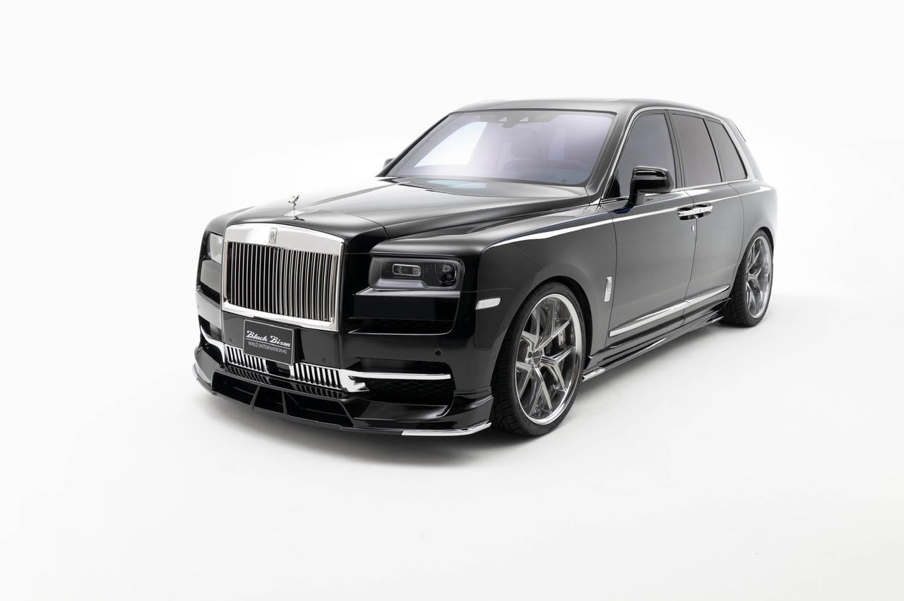 Wald International Rolls-Royce Cullinan Black Bison